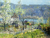 Art Prints of Spring at Point Pleasant by Edward Redfield