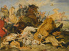 Art Prints of The Hunting of Chevy Chase by Edwin Henry Landseer