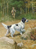 Art Prints of Hunt with English Setter by Edwin Megargee