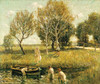 Art Prints of Boys Bathing by Ernest Lawson
