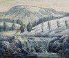 Art Prints of Spring Thaw II by Ernest Lawson