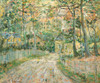 Art Prints of The Path to Town by Ernest Lawson