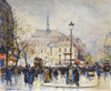 Art Prints of Strassenszene or Street Scene by Eugene Galien-Laloue