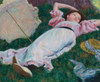 Art Prints of Reclining Woman by Federico Zandomeneghi