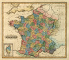 Art Prints of France, 1823 (4584023) by Fielding Lucas Jr.