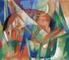 Art Prints of Fabulous Animal, Horse by Franz Marc