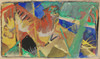 Art Prints of Tiger in the Jungle by Franz Marc