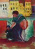 Art Prints of Washerwoman with Child by Franz Marc
