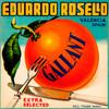 Art Prints of |Art Prints of 059 Eduardo Rosello Gallant, Fruit Crate Labels