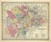 Art Prints of  Art Prints of Germany, No. 2, 1856 (0149080) by G.W. Colton
