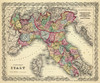 Northern Italy, 1856 (0149085) by G.W. Colton | Fine Art Print