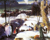 Easter Snow by George Bellows | Fine Art Print