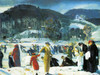 Love of Winter by George Bellows   Fine Art Print