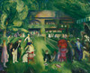 Art Prints of Tennis at Newport by George Bellows