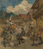 Art Prints of Carnival Domincia, 1919 (24787L) by George Overbury Hart