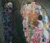 Art Prints of Death and Life by Gustav Klimt
