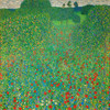 Art Prints of Field of Poppies by Gustav Klimt