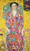 Art Prints of Portrait of Eugenia Primavesi by Gustav Klimt