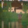 Art Prints of Unterach Manor on the Attersee Lake Austria by Gustav Klimt