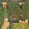 Art Prints of Woodmans House or The House of Guardaboschi 1912 by Gustav Klimt