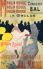Art Prints of Moulin Rouge la Goulue by Henri de Toulouse-Lautrec