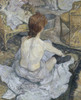 Art Prints of Rousse by Henri de Toulouse-Lautrec