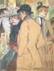 Art Prints of Alfred la Guigne, 1894 by Henri de Toulouse-Lautrec
