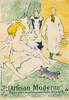 Art Prints of L'Artisan Moderne by Henri de Toulouse-Lautrec