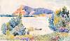 Art Prints of Cap Negre by Henri-Edmond Cross