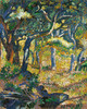 Art Prints of Study of a Glade in Provence by Henri-Edmond Cross