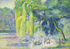 Art Prints of Swan Family by Henri-Edmond Cross