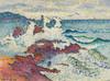 Art Prints of Mediterranean in East Wind by Henri-Edmond Cross