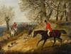 Art Prints of Gone Away by Henry Thomas Alken