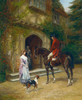 Art Prints of The Squire by Heywood Hardy