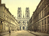Art Prints of Joan of Arc Street, Orleans, France (387405)