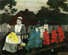 Art Prints of Victory garden by Horace Pippin