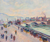 Art Prints of Port Corneille by Jean-Baptiste-Armand Guillaumin