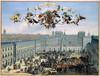 Art Prints of City of Turin, 1682 (286) by Joan Blaue, engraved by Romeyn de Hooghe