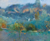 Art Prints of Orange Trees in Mallorca by Joaquim Mir