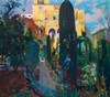 Art Prints of The Artist's House by Joaquim Mir