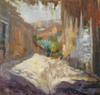 Art Prints of Village in the Pyrenees by Joaquim Mir