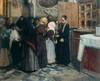 Art Prints of Kissing the Relic by Joaquin Sorolla y Bastida
