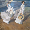 Art Prints of Strolling Along the Seashore by Joaquin Sorolla y Bastida
