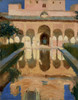 Art Prints of Hall of the Ambassadors Alhambra Granada by Joaquin Sorolla y Bastida