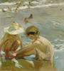 Art Prints of The Wounded Foot by Joaquin Sorolla y Bastida