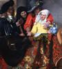 Art Prints of The Procuress by Johannes Vermeer