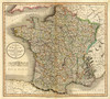Art Prints of France, 1799 (1657013) by John Cary