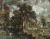 Art Prints of On the River Stour by John Constable
