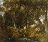 Art Prints of The Dell at Helmingham Park by John Constable