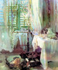 Art Prints of A Hotel Room by John Singer Sargent